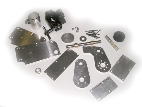 eboost mechanical kit - unassembled